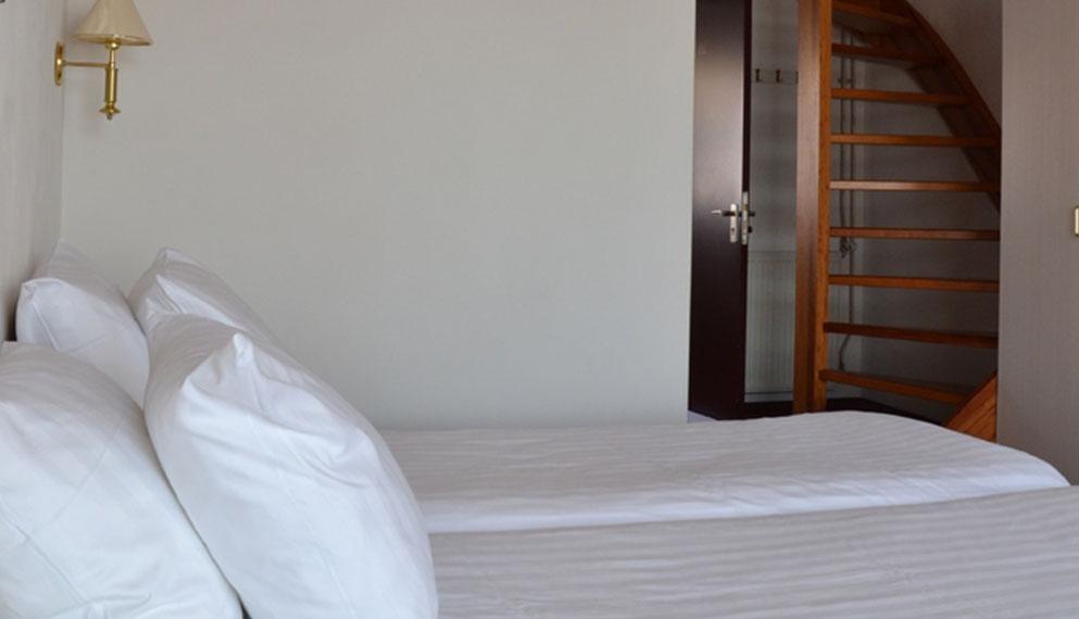 Hotelkamer in zuid holland fletcher hotel restaurant de zalm